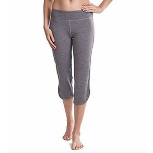 Tuff Athletics Grey Workout Pants Made in Canada
